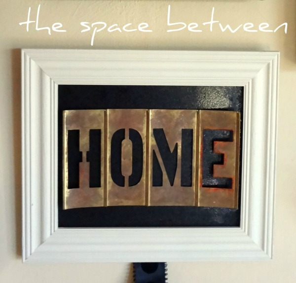 it's a cinch {gallery wall items} | the space between